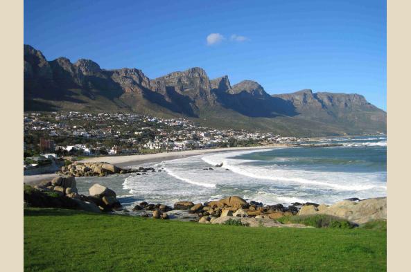 Capetown, S.A.