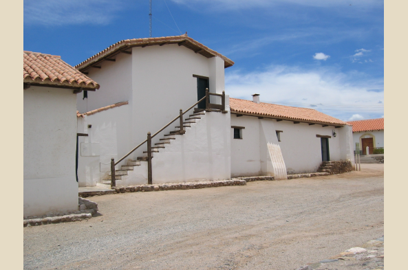 Calchaqui valley has many scenic small towns