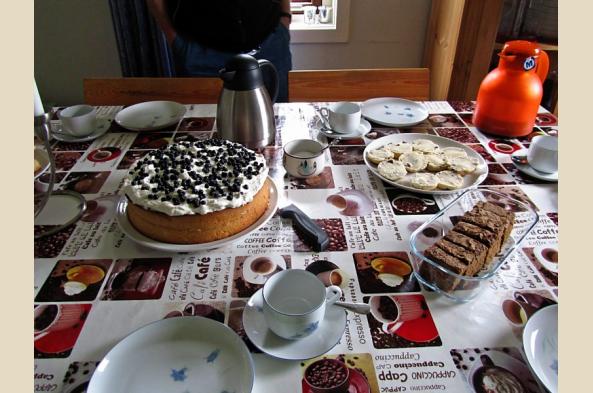 Kaffemik (photo by R. Weiss)