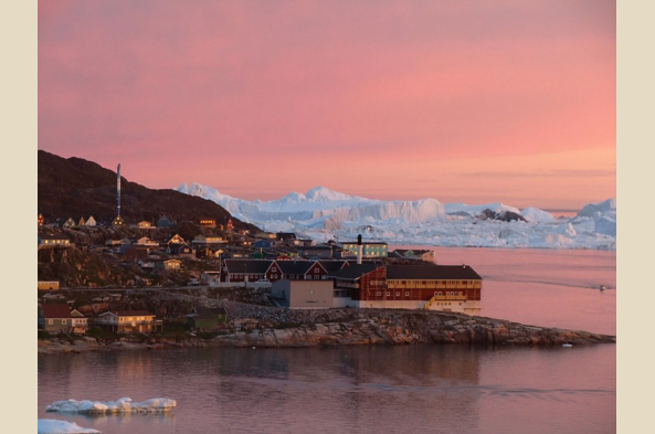 Ilulissat (photo by R. Weiss)