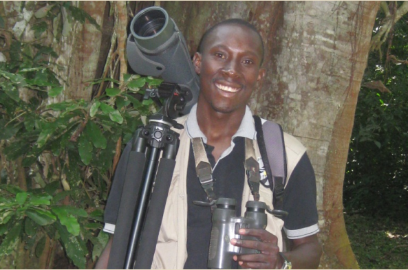 Paul Tamwenya, Journeys senior naturalist guide in Uganda