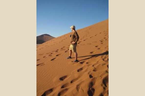 Wander the expansive Namib Desert