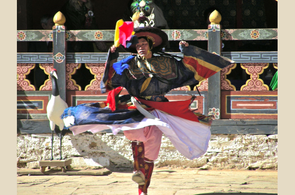 Take in the color and pageantry of the festival