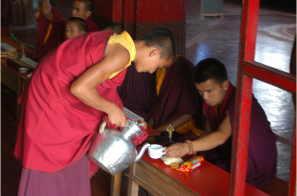 Witness the meditative lives of Thimphu's monks