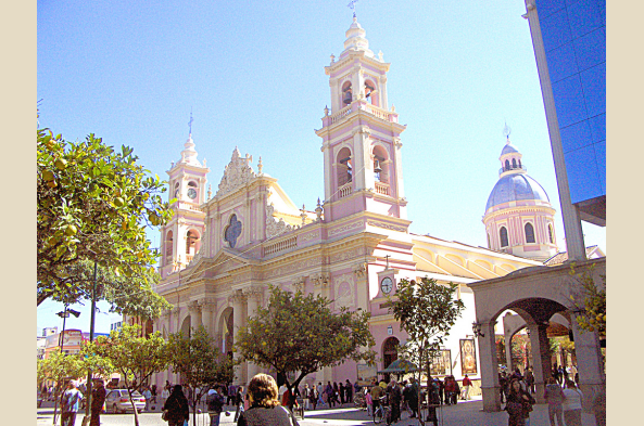 Explore Salta, including a visit to its magnificent cathedral