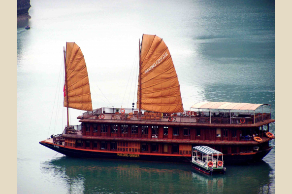 Explore Halong Bay and stay overnight on a boat