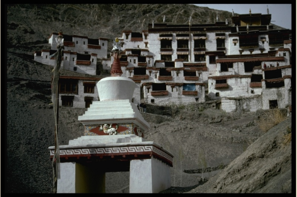 Travel back in time to Rodzong monastery