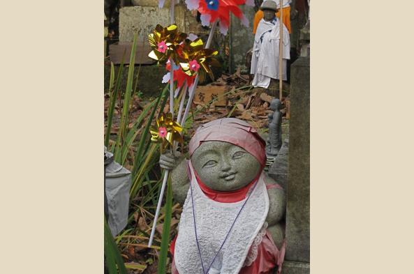 Koya-san burial ground