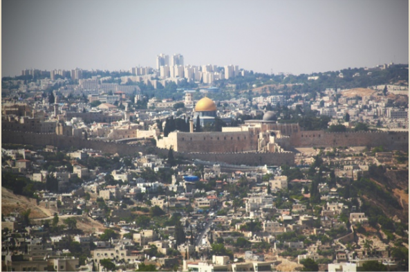 Arrive in the diverse, iconic, bustling city of Jerusalem (photo by K. Dochen)