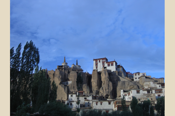 Visit extraordinary Lamayuru Monastery