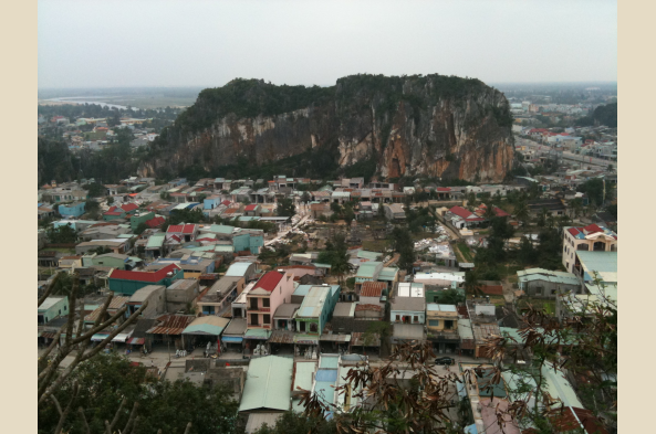 Learn about the rich history of Danang's five Marble Mountains (photo by Dragfyre)