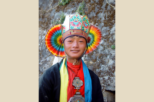 Meet the Monpa people (photo by Ahinsajain)
