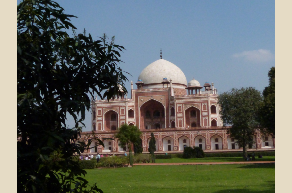 Take in many sights in Delhi