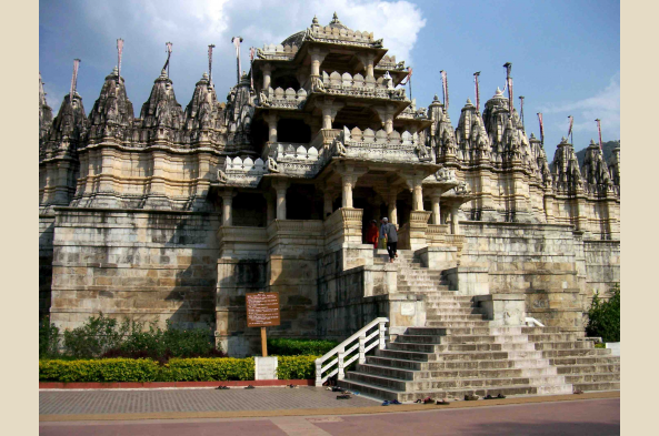 Visit the Ranakpur Temple