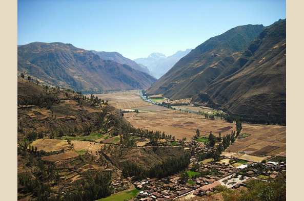 Trek through the Sacred Valley