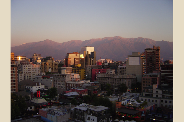 Santiago is filled with marvelous sights, both old and new