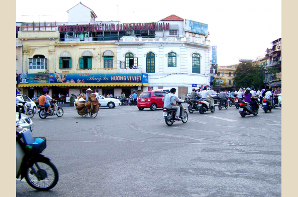 Explore vibrant Hanoi