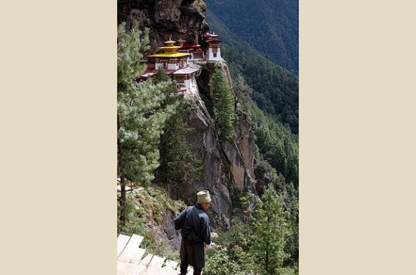 Taksteng Monastery