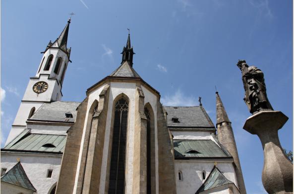 Vyssi Brod Monastery