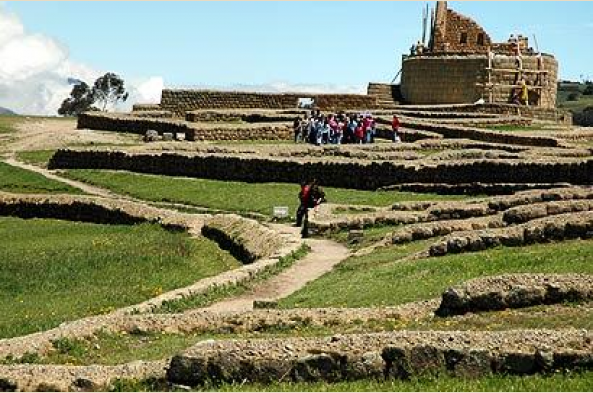 Explore Incan ruins