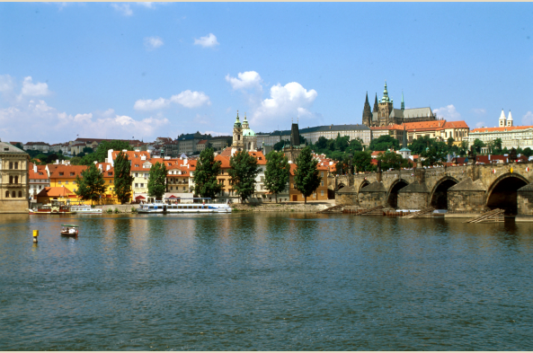 Welcome to Prague.