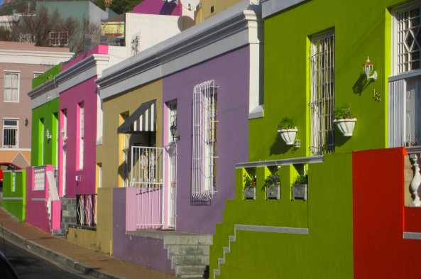 The colors of Cape Town