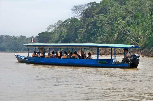 Transportaion on the river