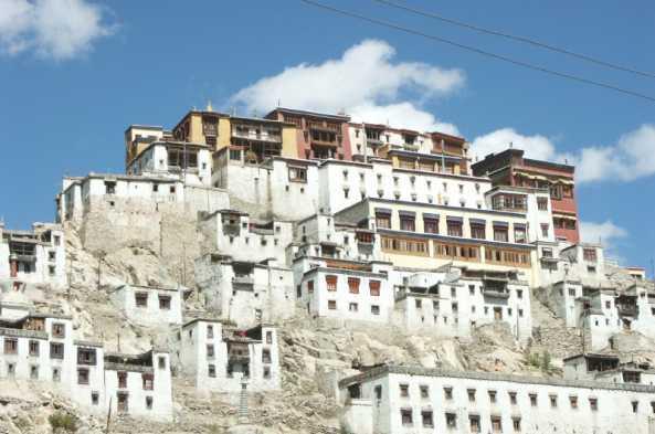 Explore Thikse Monastery