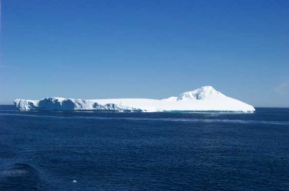 Small iceberg in the Drake Passage.