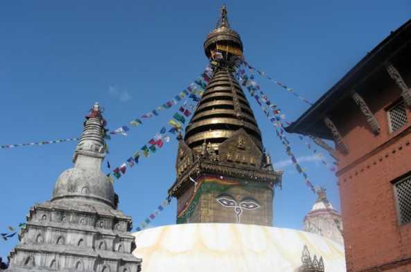 Seek out Kathmandu's many temples