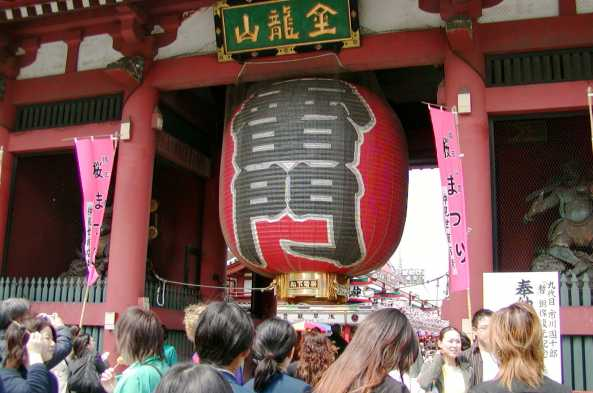 Explore Asakusa and other fascinating neighborhoods of Tokyo