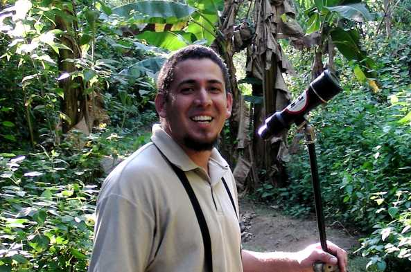 Juan Miguel Rizo, your guide