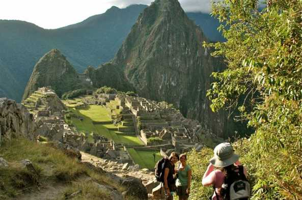 Marvel at Machu Picchu Sanctuary