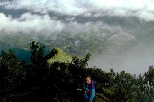 Enjoy breathtaking scenery