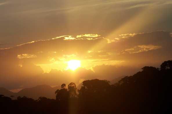 Enjoy beautiful Machaca Hill sunsets