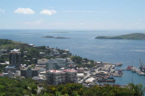 Settle in and explore Port Moresby