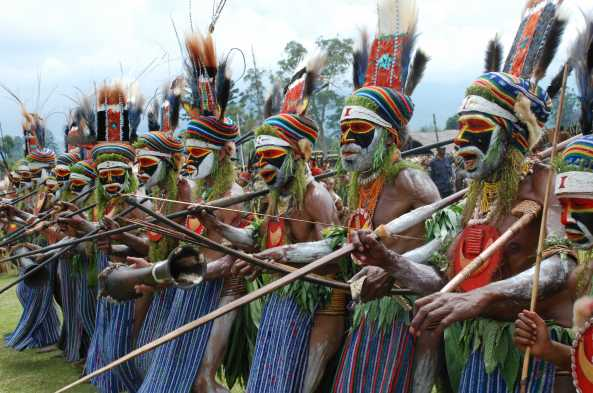 Observe traditional celebrations Photo by S. Moffitt