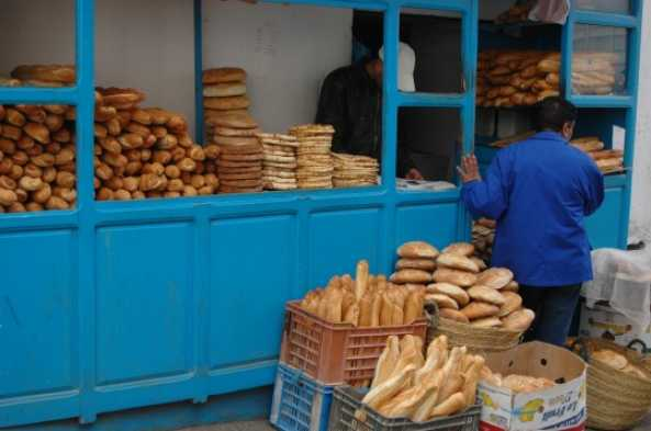 Visit the many small shops in Tunis' medina