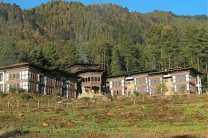 Dewachen Lodge