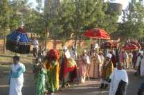 Experience the sights and sounds of the Timkat festival