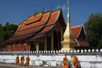 Visit Wat Sen and other temples in Luang Prabang (photo by B. Days)